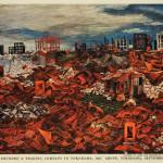 Bombed Yokohama (1945)