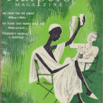 Harper's cover (1954)